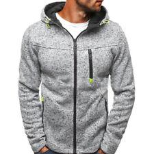 Men's Winter Warm Casual Hooded Sweatshirts Hoodies Coat Jacket Outwear Sweater