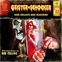 DER SKLAVE DES MAGIERS-VOL.83 - GEISTER-SCHOCKER   CD NEW COLLINS,BOB