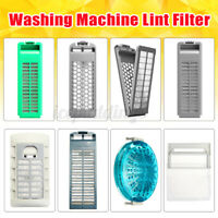 Washing Machine Laundry Filter Home Floating Lint Hair Catcher Mesh Pouch AU a