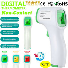 Thermometer Gun No Touch Adult Baby Temperature Digital Ir Infrared Forehead Dhl