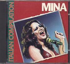 MINA - Italian compilation - CD 1990 COME NUOVO