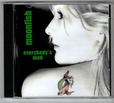 (GQ838) Moonfish, Everybody's Mad - 2005 CD