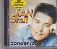 Jan Smit-Zonder Jou 2 cd album