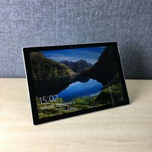 Microsoft Surface Pro 4 1724, i5-6300U, 8GB RAM, 256GB SSD, no keyboard
