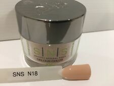SNS Nail Color DIPPING POWDER Nude NEUTRAL Collection (N) Choose one