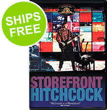 Storefront Hitchcock (DVD, 2000) NEW, Sealed, Robyn Hitchcock