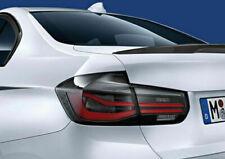 BMW Genuine F30 F80 M Performance Tail Rear Lights Set Side Boot Lid 63212450105