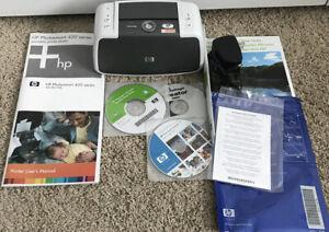 HP Photosmart 420 Portable Photo Studio Printer
