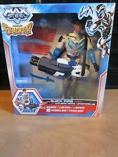 """Max Steel Rise of the Elementor Quick Fire Max11"""" Mattel Action Figure BRAND NEW"""