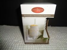 New In Box Farmhouse Candle Warmers Pluggable Fragrance Warmer