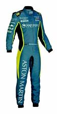 Aston Martin kart racing suit cik fia level 2 suit digital sublimated