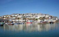 Photo Prints A4 A3 or CANVAS 004 Plymouth Hoe /& Barbican Devon England