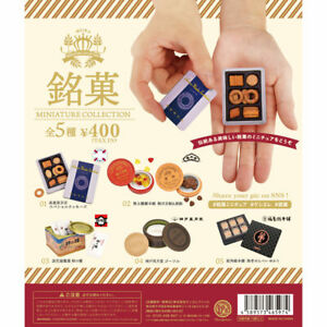 Kenelephant confectionery miniature gift Dessert Cookie re-ment size Full set