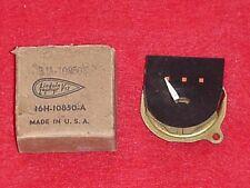NOS 1937 37 1938 38 1939 FORD PASSENGER CAR BATTERY GAUGE AMP RAT STREET ROD