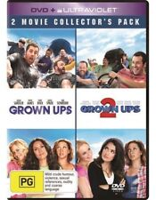 Grown Ups / Grown Ups 2 DVD R4