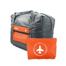 Portable Waterproof Folding Storage Bag Shoes Clothes Luggage Case Pouch Orange
