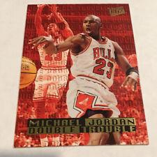 1995-96 Michael Jordan Fleer Ultra Double Trouble #3