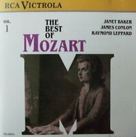 Various - The Best Of Mozart (CD) (1989)