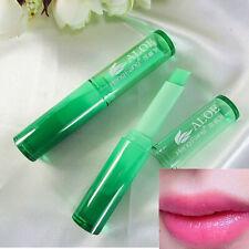 Cosmetic Temperature Color Changing Lip Tint Primer Aloe Vera Lipstick Lipbalm