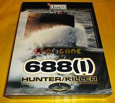 688(I) HUNTER KILLER Pc - Versione Inglese 1ª Ed Big Box - COMPLETO