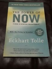 The Power of Now : A Guide to Spiritual Enlightenment by Eckhart Tolle (2004, T…