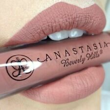 ANASTASIA BEVERLY HILLS LIQUID MATTE LIPSTICK CRUSH SOFT BEIGE AUTHENTIC LIMITED