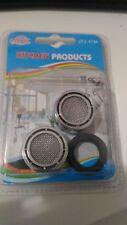 2x atomizador Grifo Boquilla filtro agua ahorro Aireador Difusor economizador