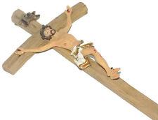 K1#  9,5'' High Lovely Large Wall Resin Crucifix Cross Jesus Christ