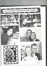 SEBRING OH - SEBRING McKINLEY HIGH SCHOOL - TROJAN 1996