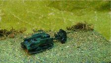 EWM Britset6 1/76 Diecast WWII British 2 Pounder Anti-Tank Gun with 4 Man Crew+