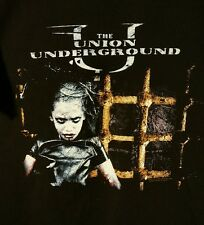 THE UNION UNDERGROUD PRE-OWNED  Size Medium T-Shirt