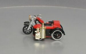 """LGB 20030 Motorcycle with """"Tom"""" the Fireman"""