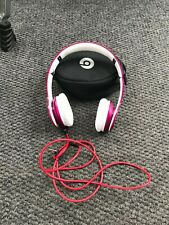 Beats by Dr. Dre Solo HD Headband Auriculares-Rosa