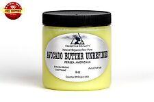 AVOCADO BUTTER EXTRA VIRGIN ORGANIC UNREFINED by H&B Oils Center PURE 8 OZ