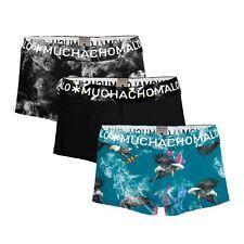 Muchachomalo Herren Trunk Boxershort 3er Pack Clinton Affair  Größe M - XL NEU