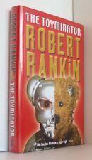 The Toyminator (signed) Robert Rankin
