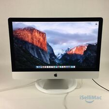 "Apple 2014 27"" IMac Retina 5K 3.5GHz Core i5 1TB Fusion 16GB MF886LL/A + A Grade"