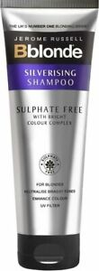Jerome Russell Bblonde Silverising Conditioner 250ml