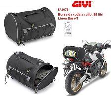 GIVI EA107B Borsa da coda a rullo, 35 litri - Linea Easy-T Borsa moto