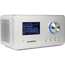 Blaupunkt IRD 30 DAB+-Radio Internetradio silber Radiowecker WLAN/WiFi UKW