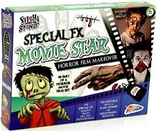 HALLOWEEN FACE PAINTING & SPECIAL EFFECTS FX KIT HORROR PAINT MOVIE SET R09 0006