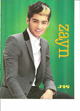 One Direction, Zayn Malik, Austin Mahone, Double Sided Full Page Pinup