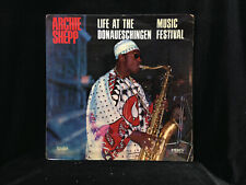 Archie Shepp-Life At The Donaueschingen Music Festival-Saba 15 148-GERMANY