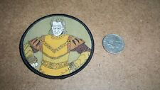 BAM BOX EXCLUSIVE GHOSTBUSTERS 2 VIGO THE CARPATHIAN IRON ON PATCH