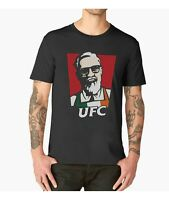 UFC T SHIRT CONOR MCGREGOR FUNNY KFC PUN TANK TOP MMA GYM