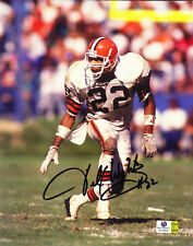 FELIX WRIGHT AUTOGRAPH SIGNED 11X14 PHOTO COA GLOBAL CLEVELAND BROWNS