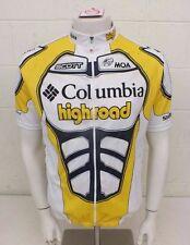 MOA Columbia Highroad '09 UCI Pro Tour Full-Zip Cycling Jersey Size 6/XXL NEW