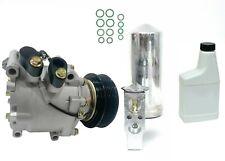 Ryc New Ac Compressor Kit Gh599 Fits Honda Civic 17l 2001 Fits 2001 Civic