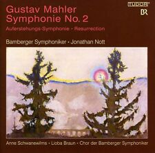 Jonathan Nott, G. Mahler - Symphonie No 2 [New SACD]