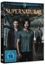 Supernatural - Die komplette neunte Staffel [6 DVD Set] Neu!